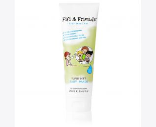 Fifi & Friends Super Soft Baby Wash