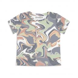 MARBLE SHORT SLEEVE T-SHIRT